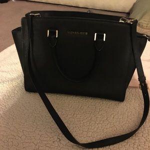 Black Michael Kors bag (large)